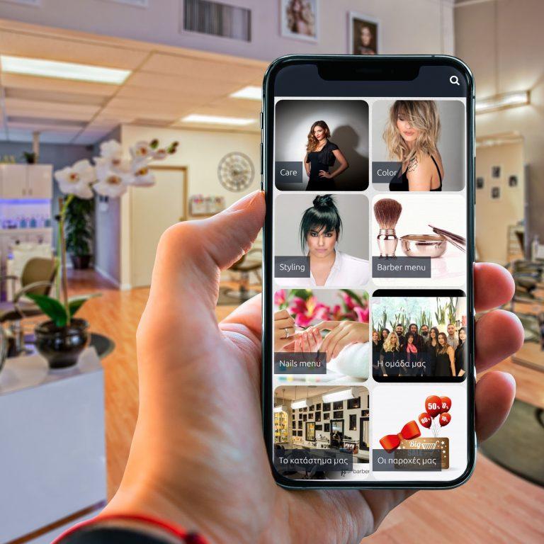 Iphone X Modern Mockups - Apps Ui Showcase 3 - Catalog