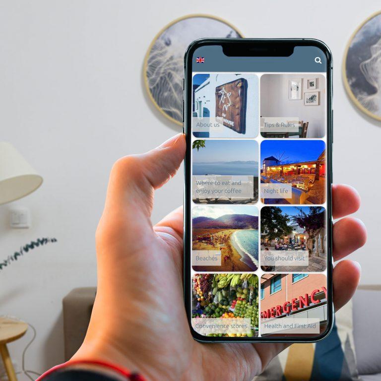 Iphone X Modern Mockups - Apps Ui Showcase 3 - Guide
